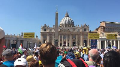 La canonización de la madre Teresa fue el acto más importante y multitudinario de este Jubileo de la Misericordia, instituido por Francisco.