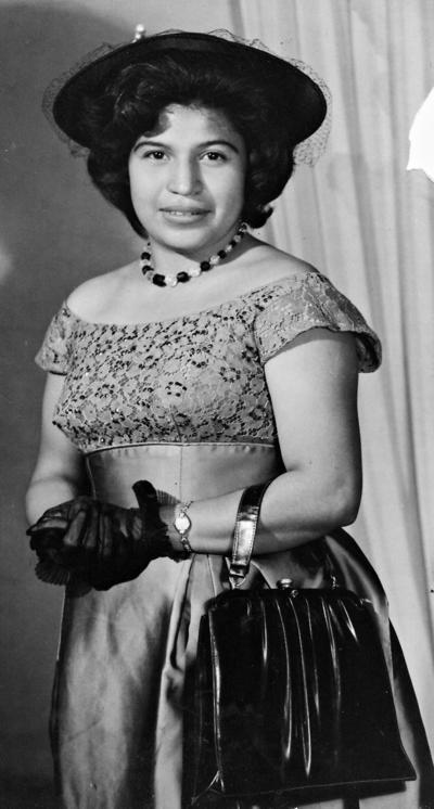 04092016 Julia Rodríguez en 1962.