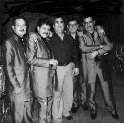 04092016 Jaime Montoya Gómez y los famosos Apson en los años 90.