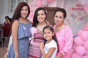 04092016 INOLVIDABLE DíA.  Jennifer, Paola, Valeria y Verónica.