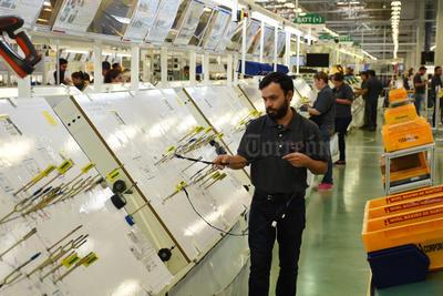 Yura Corporation cuenta con 41 centros de producción y distribución en nueve países y da empleo a un total de 29 mil personas, incluyendo esta nueva planta de Torreón.
