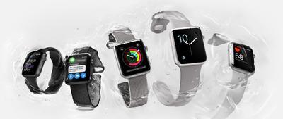 El nuevo Apple Watch incluye un pantalla de alta resolución, un sistema de geolocalización GPS y el sistema operativo WatchOS 3.