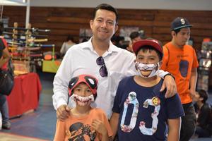 08092016 Alejandro, Diego y Cristian.