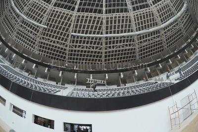 La reinauguración del Coliseo Centenario será el sábado 10 de septiembre.
