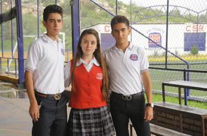 12092016 Juan Antonio, Itzel y Ricardo.