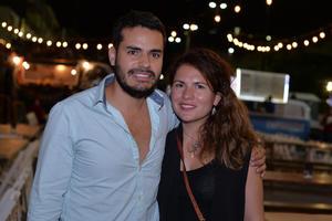 11092016 CONCIERTO DE JAZZ.  Diego y Mariana.