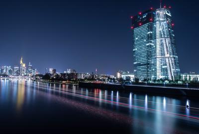 FRÁNCFORT (ALEMANIA).- Fotografía de la sede del Banco Central Europeo, en Fráncfort (Alemania). EFE