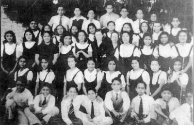 18092016 Generación de 1940 de la Escuela Oficial Coahuila.