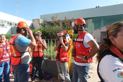 En Durango también se sumaron a las acciones de conmemoración.