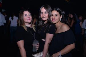 Raissa, Ana y Diana