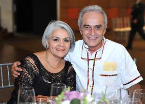 Magda y Víctor