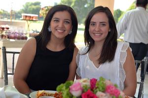 Ana Lucía y Crisanta