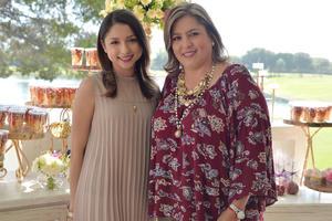 Laura Silva y Laura Jaramillo