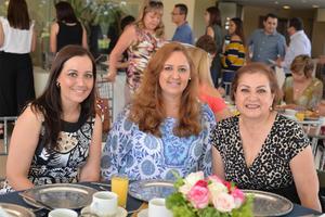 Laura, Laura y Maricarmen