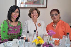 Fabiola, Maruca y Nohemí