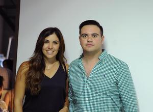 Fabiola y Salvador