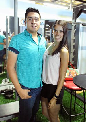 Víctor y Magaly
