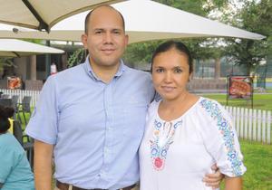 Gerardo y Aydee