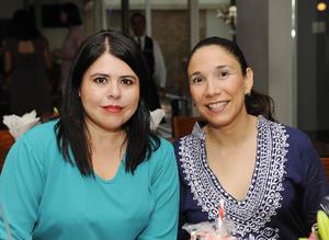 Aleida Reveles y Cecy Rendón