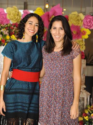 Sofía y Renata