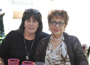Adriana y Chela