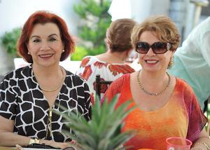 Cristina y Margarita