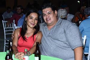 20092016 EN PAREJA.  Sandra y Manuel.
