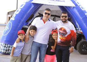 21092016 Leonardo, Ricardo, Ricardo, Romina y Alex.