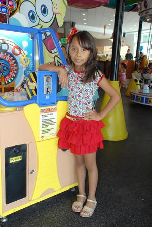 22092016 CELEBRA 8 AñOS.  Frida Daniela Chairez Rojas, hija de  Gerardo Iván Chairez y Nancy Rojas Hernández.