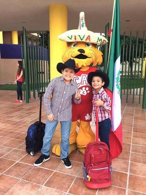 22092016 FELICES.  Basilio y Rodrigo Cortés Amezcua.