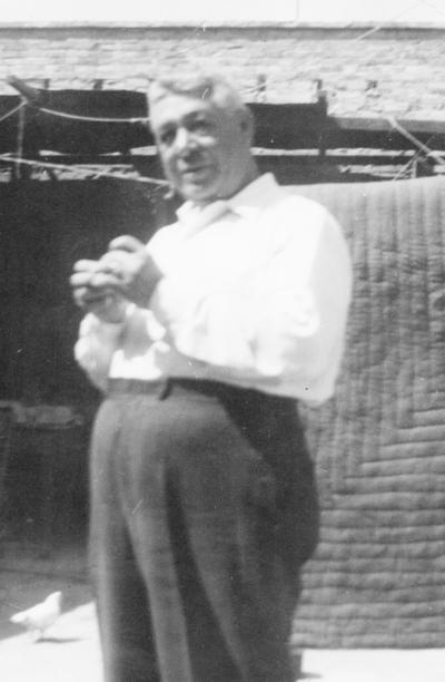 25092016 Sr. Leonardo Ordaz González en 1960.