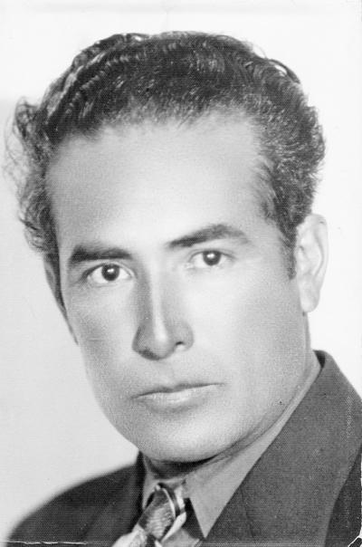 25092016 Sr. Alberto Salas Castillo en1940.