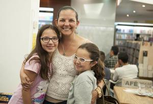 25092016 Mary Tere, Ana Carmen y Erika.