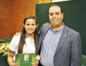 26092016 Brisa Ordaz Arellano y Armando Mercado Hernández.