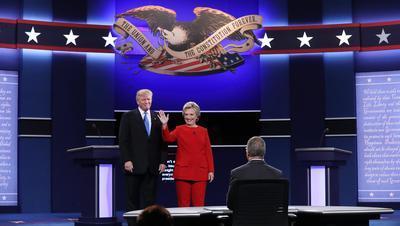El debate duró 90 minutos.