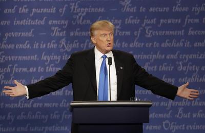 El republicano aseguró que es el mejor candidato para crear empleos en Estados unidos.