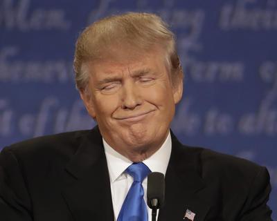 Trump acusó a Clinton de no generar un solo empleo como secretaria de Estado.