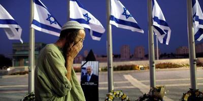 Miles de israelíes le rindieron homenaje.