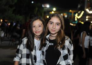 Lya y Angie