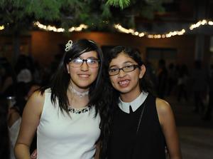 Sofía y Ashley