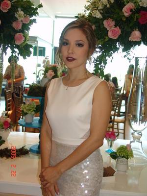 01102016 SE DESPIDE DE SU SOLTERíA.  Paulina González se casará con Rodrigo Covarrubias.