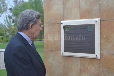Visitó la Universidad Autónoma Agraria Antonio Narro, Unidad Laguna.