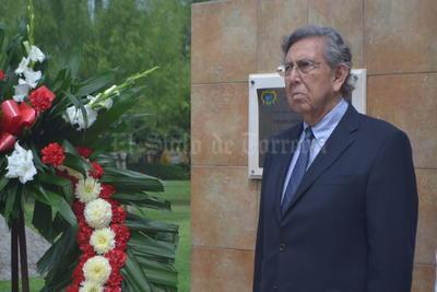 Montó diversas guardias de honor en memoria de Lázaro Cárdenas.