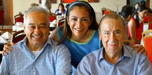 03102016 CONTENTOS.  Manlio, Renata y Víctor.
