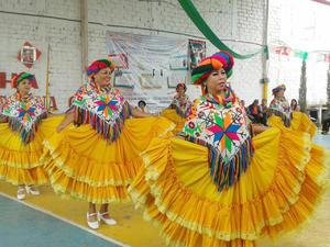 03102016 Jubilados de Ciudad Lerdo, Durango, participaron en el torneo de softbol.
