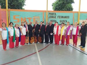 03102016 Exhibición de danza folclórica.