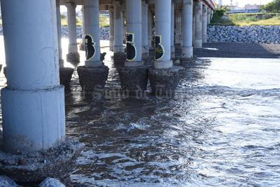 La primera avenida del Río Nazas en este año se registró del 19 de agosto al 7 de septiembre.