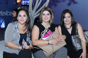 05102016 ENTRE AMIGAS.  Paty, Paty y Lorena.