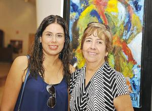 05102016 Karla Sánchez y Bertha R. de Sánchez.