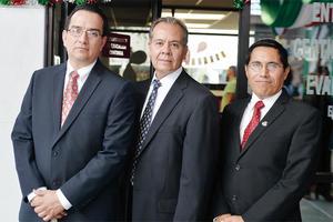 06102016 Leobardo González, Federico Carlos, Humberto Borja.